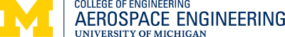 University of Michigan Aerospace Engineering Logo