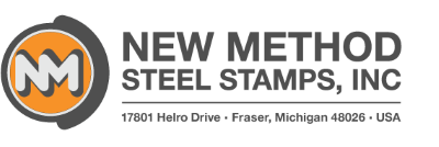 New Method Steel Stamps Logo